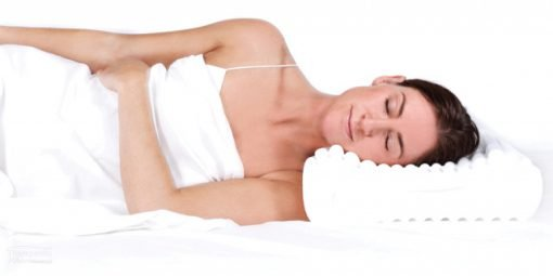 complete sleeper therapeutic pillow